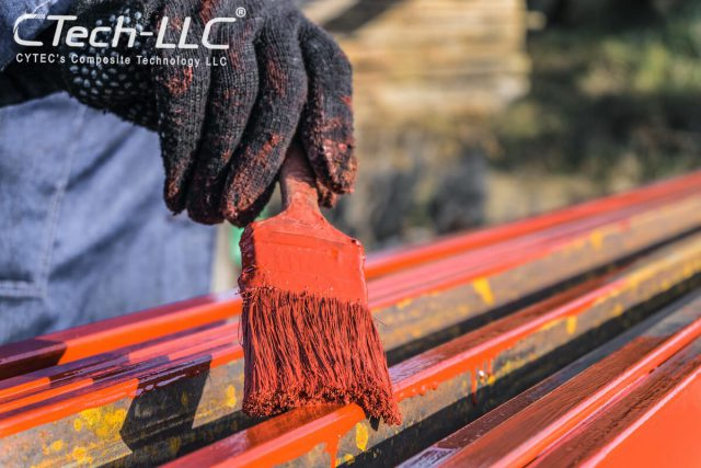 Protective coating of steel-ctech-llc