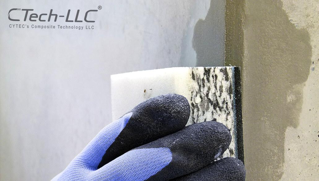 Repairing Concrete column-CTech-LLC