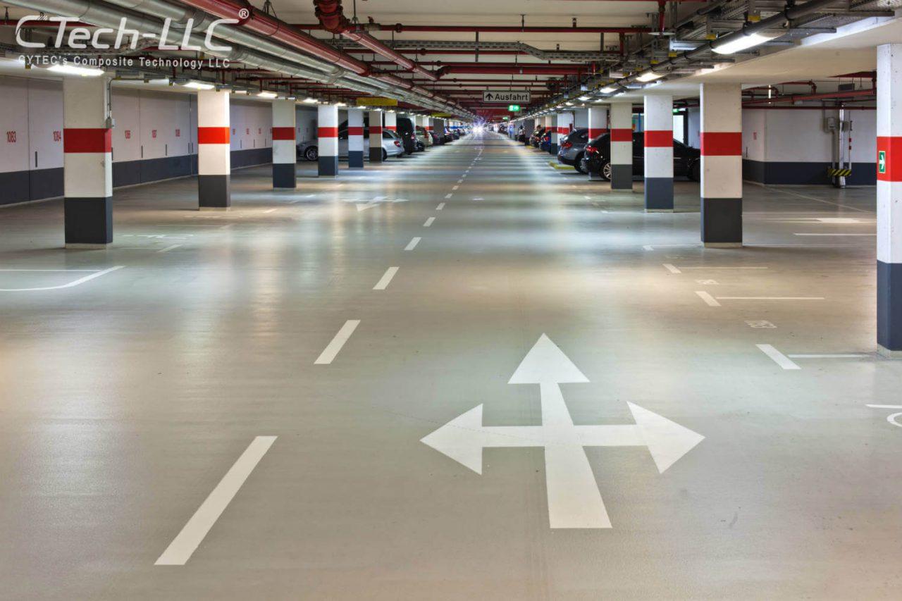 epoxy-coating-parking-floor-CTech-LLC