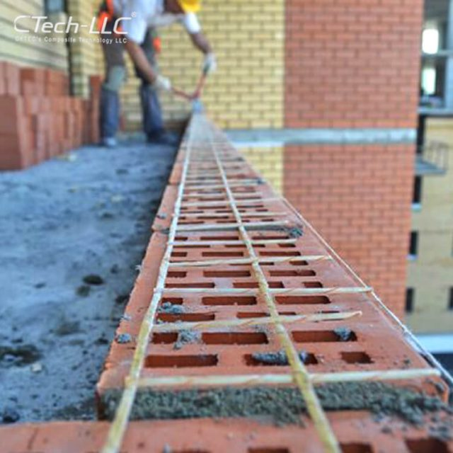 Concrete-wall-blocks-and-bricks-GFRP-reinforcement-bar-CTech-LLC