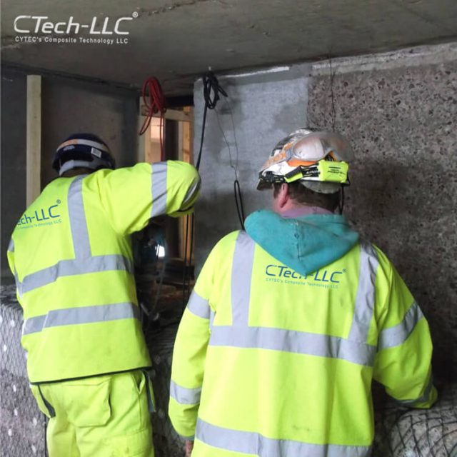 Repairing--Concrete--Structure--CTech-LLC