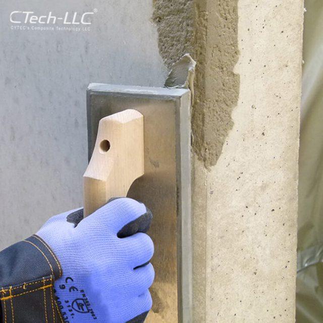 Repairing-Concrete-columns-CTech-LLC