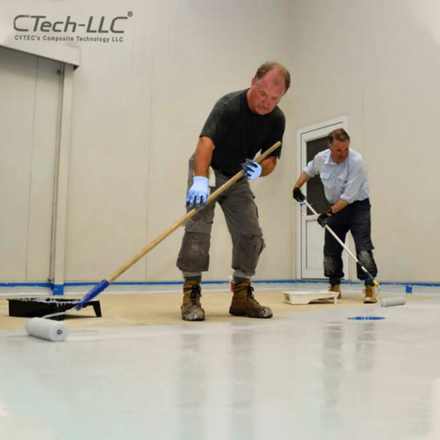apply-epoxy-mid-coat-CTech-LLC
