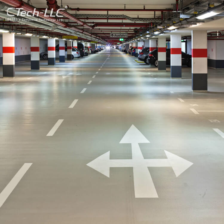 epoxy-coating-parking-floor-CTech-LLC