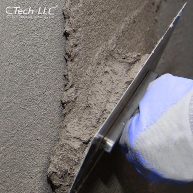 CTech-LLC-Concrete-Polymer-modified-Repair-Mortar