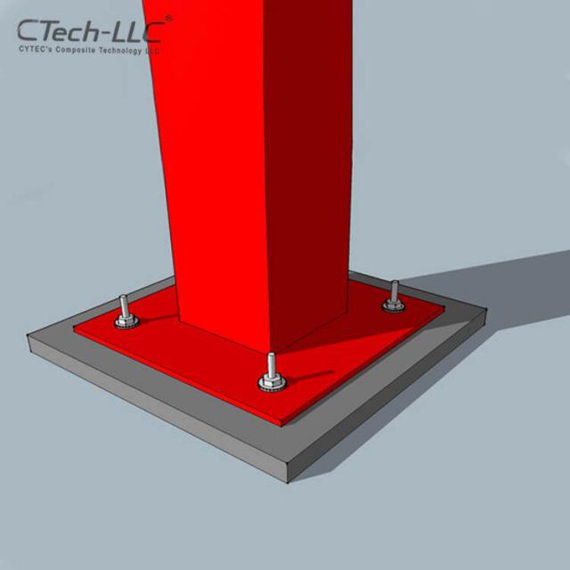 CTech-LLC-Epoxy-Grouting-beneath-baseplates