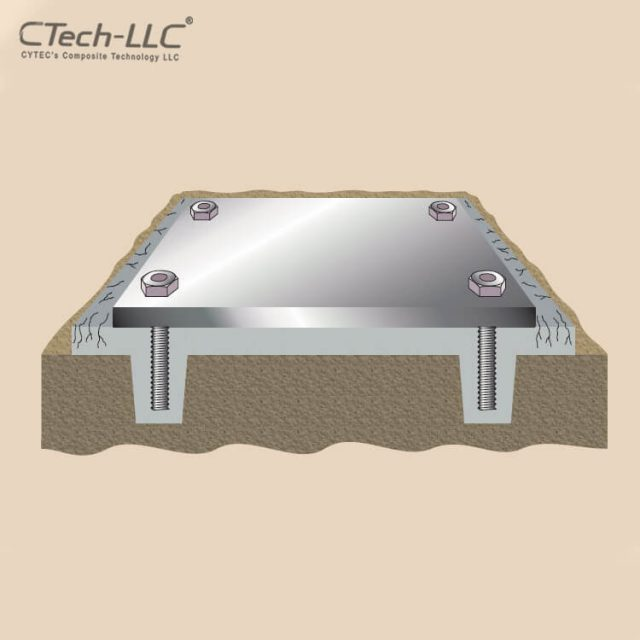 CTech-LLC-Epoxy-Grouting-steel-baseplates