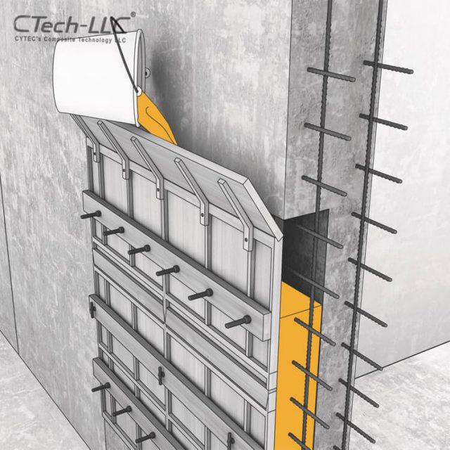 CTech-LLC---Fiber-reinforced-cementitious-grout