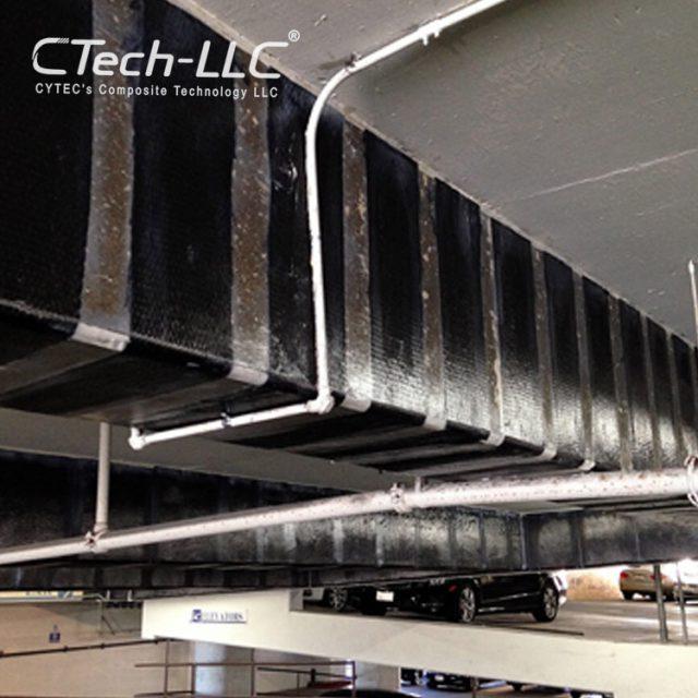 CTech-LLC-Fiber-Reinforced-Polymer-(FRP)-to-Strengthen-Existing-Beams