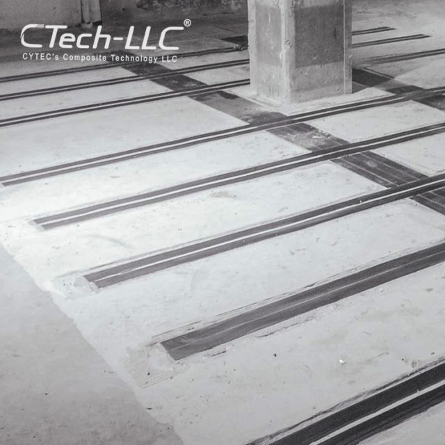 CTech-LLC-Fiber-Reinforced-Polymer-(FRP)-to-Strengthen-Existing-Slabs
