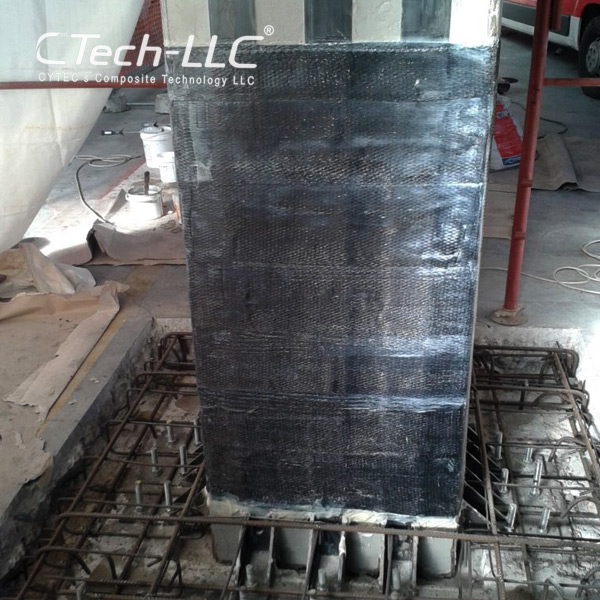 CTech-LLC-Finished-FRP-strengthening