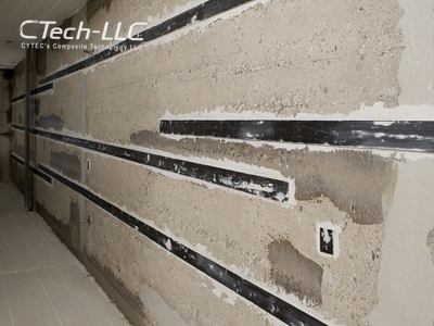 CTech-LLC-Seismic-Retrofitting-of-walls-with-CFRP-composite-system