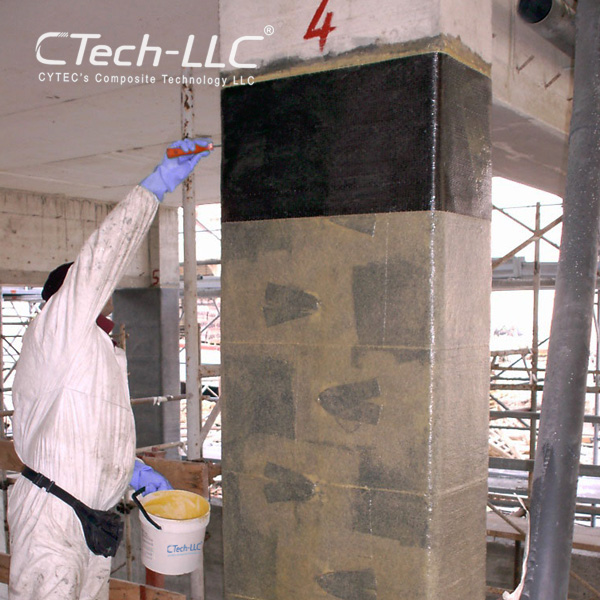 CTech-LLC-Wet-lay-up-of-bonded-FRP-system