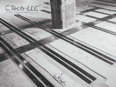 CTech-LLC-slab-reinforcing-using-frp-sheets