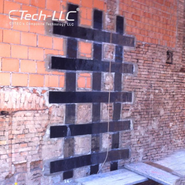 CTech-LLC-use-of-externally-bonded-frp-systems-for-wall-strengthening