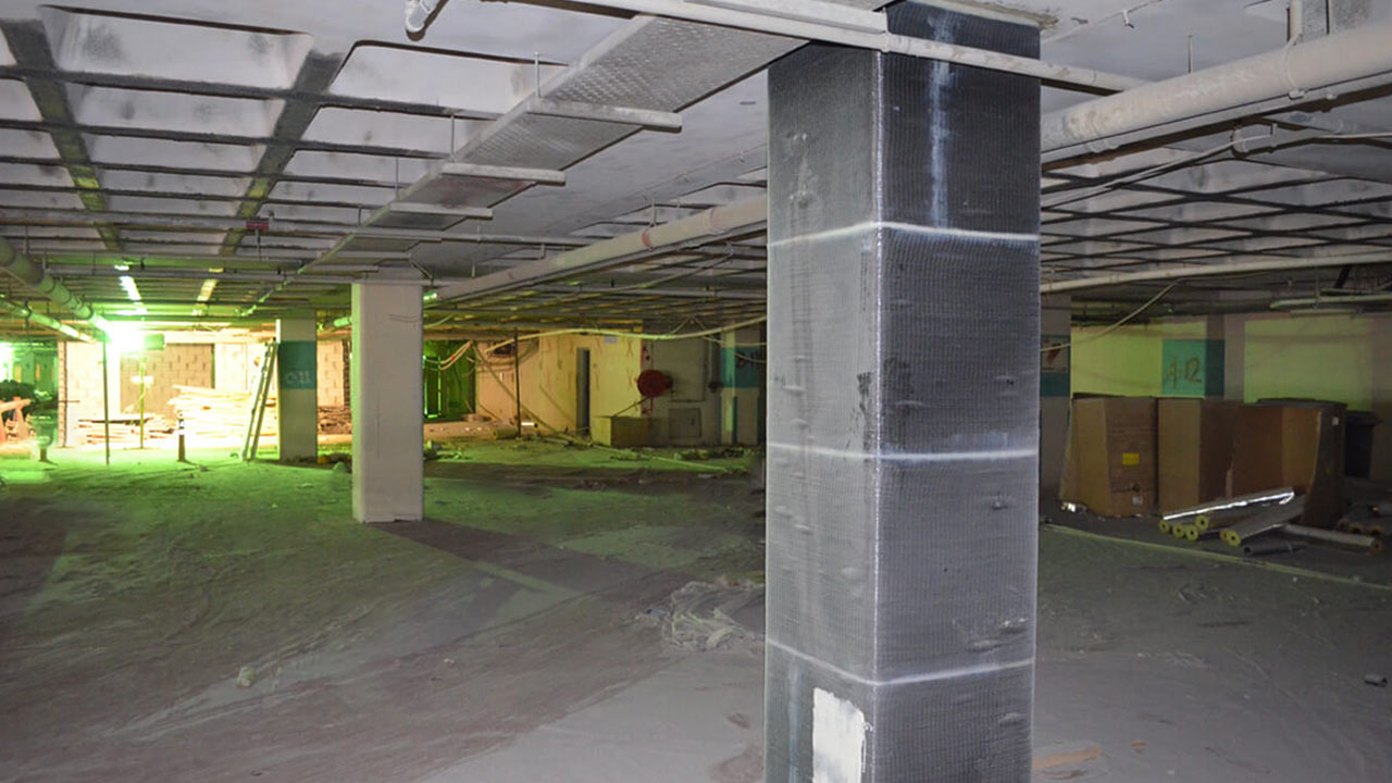 strengthening-of-columns-using-frp-sheets