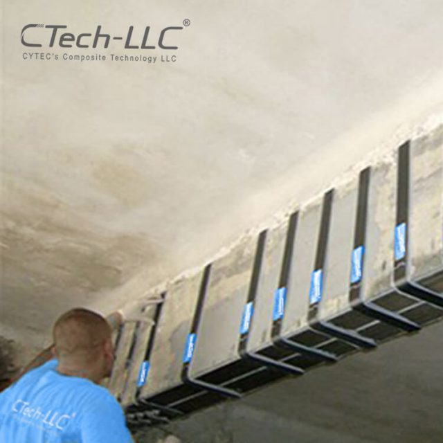 repairing-and-strengthening-concrete-structures-with-L-shaped -CFRP-laminate-CTech-LLC